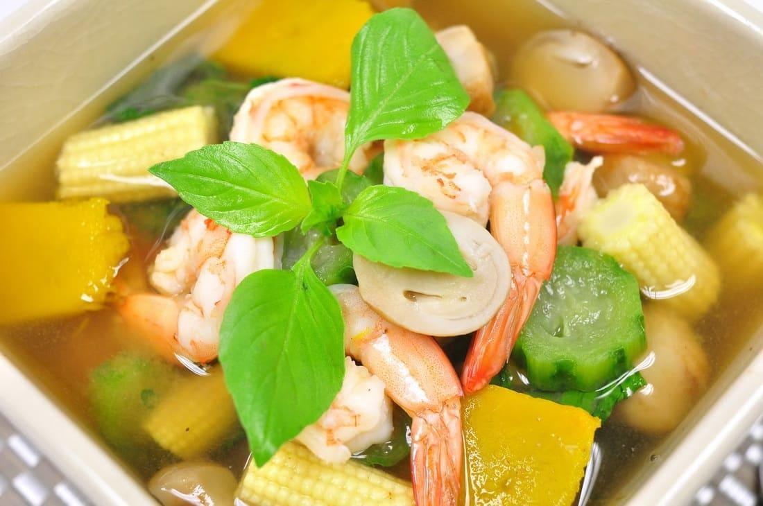 Diet food 37 - แนะนำ 20 เมนูอาหารตามสั่งที่ไม่อ้วน เที่ยงกินได้ เย็นกินแล้วไม่อ้วน