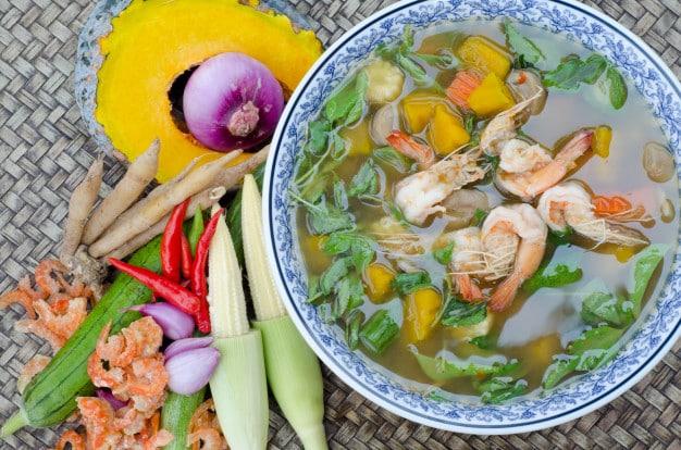 Healthy food 010 - เย็นนี้กินอะไรดี ? แนะนำ 10 เมนูอาหารเย็น อร่อยได้ ไม่อ้วน