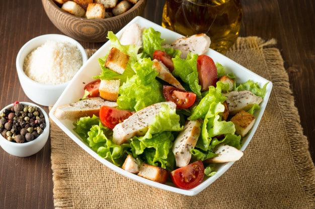 Healthy food 04 - เย็นนี้กินอะไรดี ? แนะนำ 10 เมนูอาหารเย็น อร่อยได้ ไม่อ้วน
