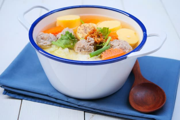 Healthy food 08 - เย็นนี้กินอะไรดี ? แนะนำ 10 เมนูอาหารเย็น อร่อยได้ ไม่อ้วน