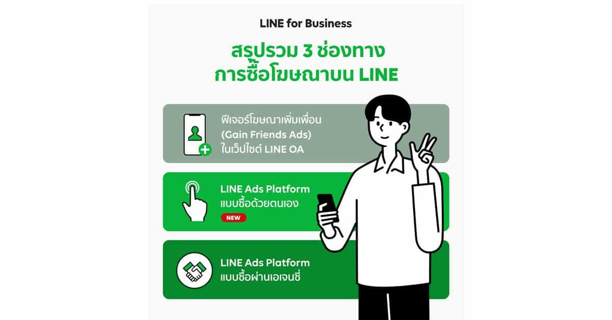 2020 11 20 17 27 58 - ซื้อโฆษณาออนไลน์ผ่าน LINE Ads Platform ได้เองแล้ววันนี้