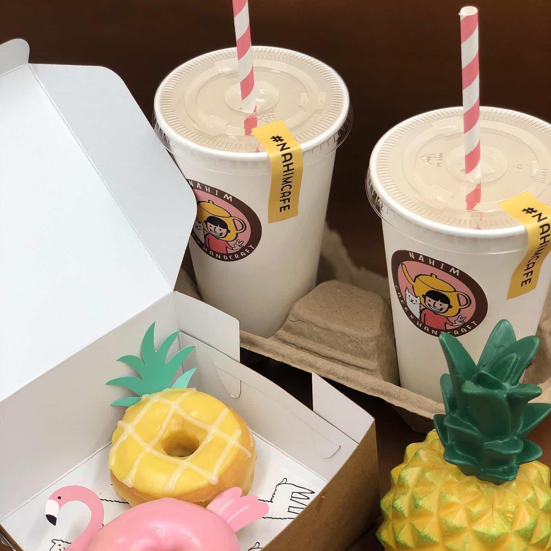 donut 08 - แนะนำ 7 ร้านโดนัทแสนอร่อย แป้งนุ่ม หน้าล้น ที่ไม่ควรพลาด