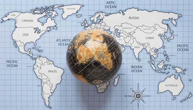 map 01 - ทำความรู้จักกับประเภทของแผนที่ มีกี่ประเภท อะไรบ้าง