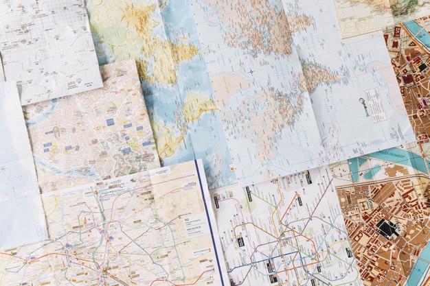 map 02 - ทำความรู้จักกับประเภทของแผนที่ มีกี่ประเภท อะไรบ้าง